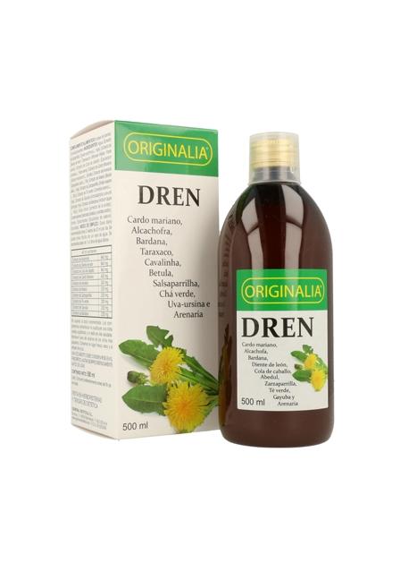 Dren Jarabe Originalia 500 ml Integralia
