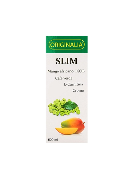 Slim Jarabe Originalia 500 ml Integralia