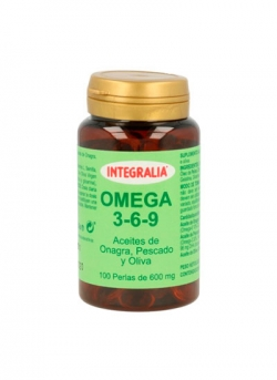 Omega 3 6 9 100 perlas Integralia