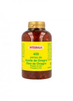 Aceite de Onagra 450 perlas 500 mg Integralia