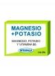 Magnesio + Potasio 60 cápsulas Integralia