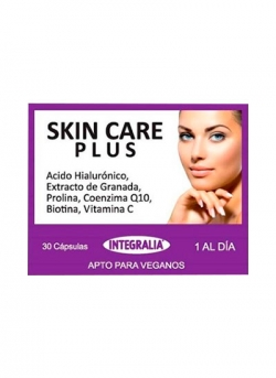 Skin Care Plus 30 cápsulas Integralia