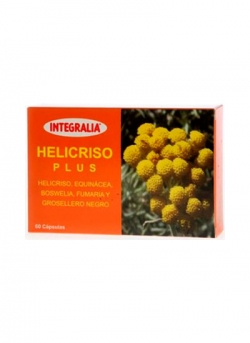 Helicriso Plus 60 cápsulas Integralia