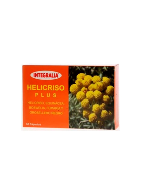 Helicriso Plus 60 capsulas Integralia