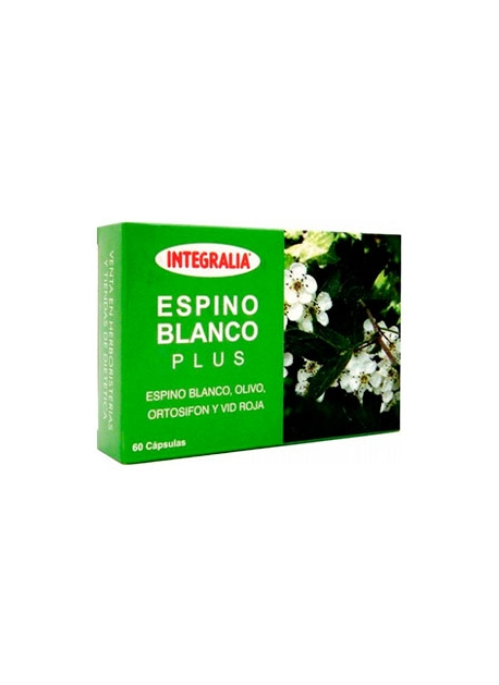 Espino Blanco Plus 60 capsulas Integralia