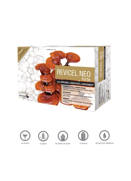 Revicel Neo 30 ampollas DietMed