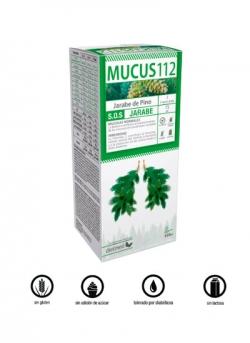 Mucus 112 Jarabe 150 ml Dietmed
