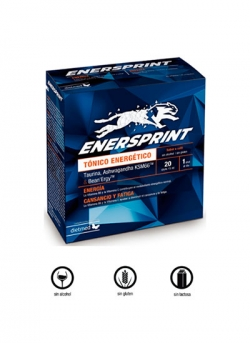 EnerSprint 20 ampollas 15 ml Dietmed