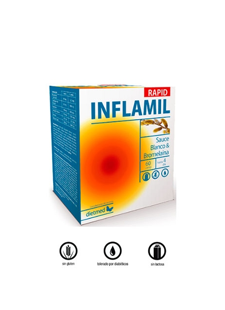 Inflamil 60 comprimidos DietMed