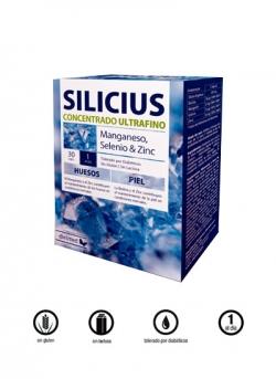 Silicius Concentrado Ultrafino 30 cápsulas Dietmed