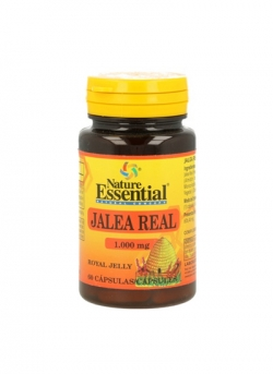 Jalea Real 60 cápsulas Nature Essential