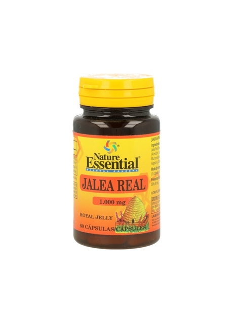 Jalea Real 60 capsulas Nature Essential