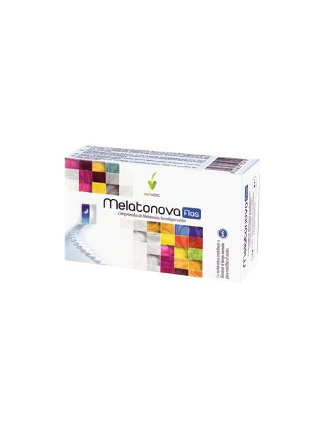 Melatonova flas 30 comprimidos novadiet