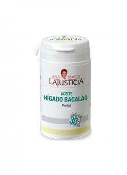 Aceite Hígado de Bacalao 90 perlas Ana Maria LaJusticia