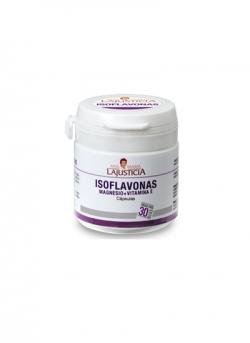 Isoflavonas con Magnesio + Vitamina E 30 cápsulas Ana Maria LaJusticia