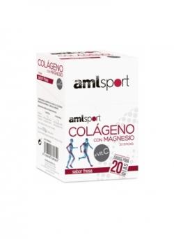 Colágeno con Magnesio + Vitamina C aml Sport 20 sticks Ana Maria LaJusticia
