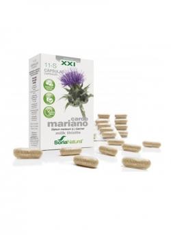 11-S Cardo Mariano 30 cápsulas Soria Natural