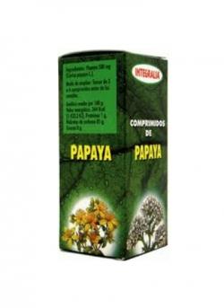 Papaya 60 comprimidos 500 mg Integralia