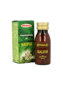 Salvia 60 comprimidos 500 mg Integralia