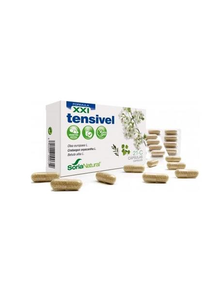 21-C Tensivel 30 capsulas Soria Natural
