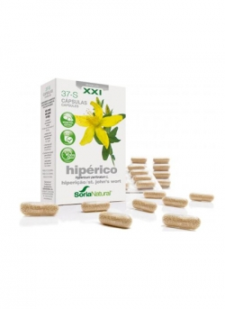 37-S Hiperico capsulas Soria Natural