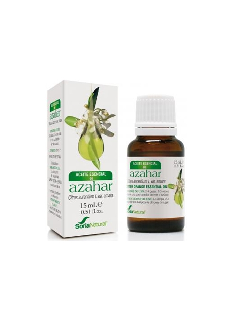 Aceite Esencial Azahar Soria Natural