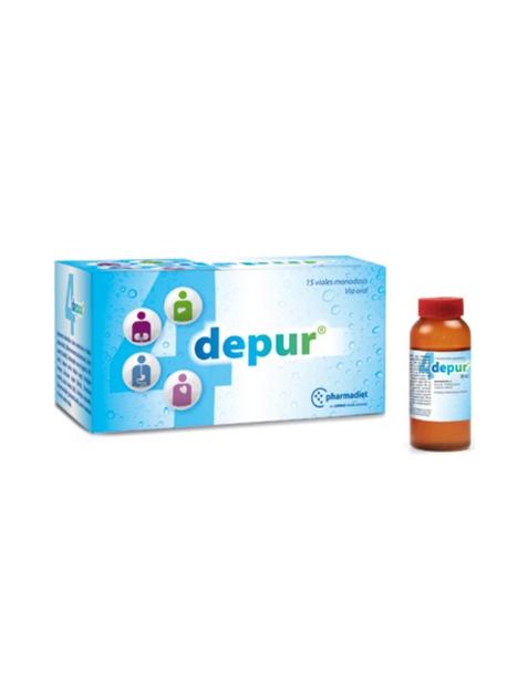 4 Depur viales MasterDiet