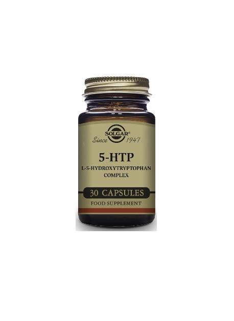 5-HTP Hidroxitriptofano 30 capsulas Solgar