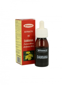 Extracto de Damiana 50 ml Integralia