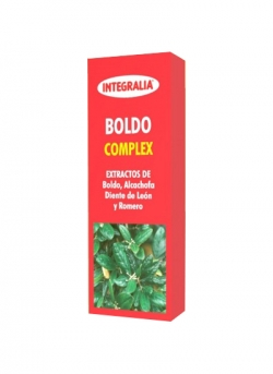 Extracto de Boldo Complex 50 ml Integralia