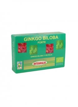 Ginkgo Biloba Forte Ecológico Integralia