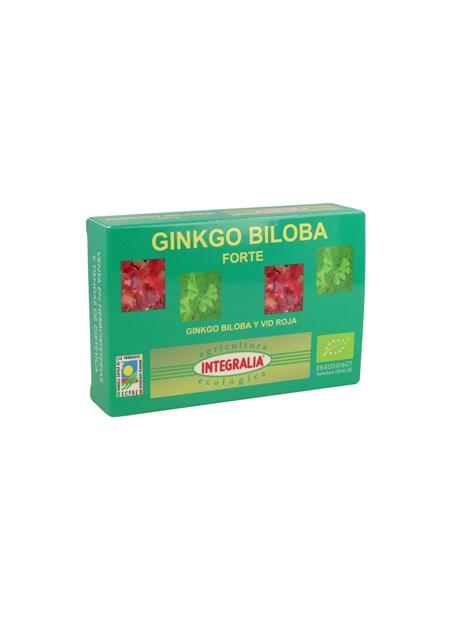 Ginkgo Biloba Forte Ecologico Integralia