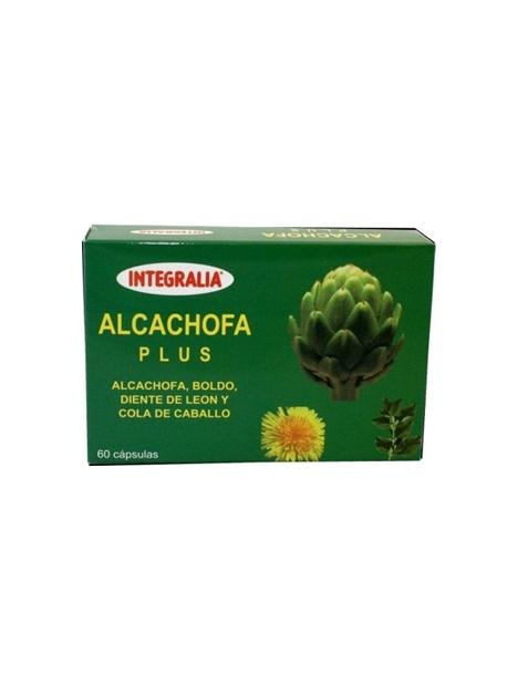 Alcachofa Plus capsulas Integralia