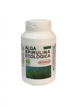 Alga Spirulina Ecológica 100 comprimidos Integralia