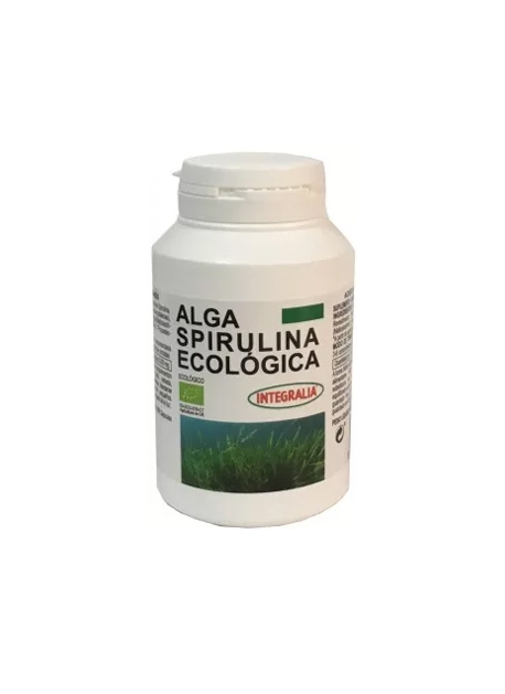 Spirulina 100 comprimidos Integralia