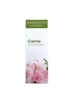 Crema Antiarrugas 50 ml Plaisirnature Integralia