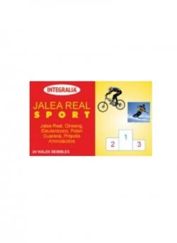 Jalea Real Sport 20 viales Integralia