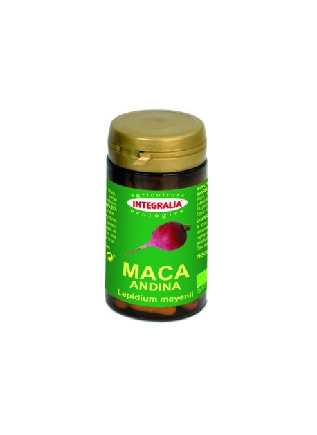Maca Andina Ecologica 60 capsulas Integralia