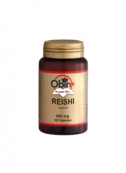 Reishi 90 cápsulas de 400 mg Obire