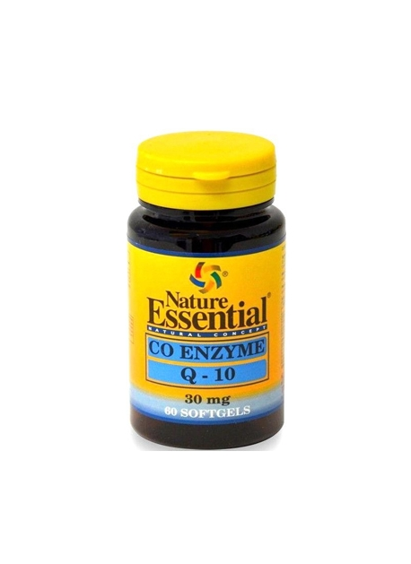 Co-enzima Q10 30 perlas Nature Essential