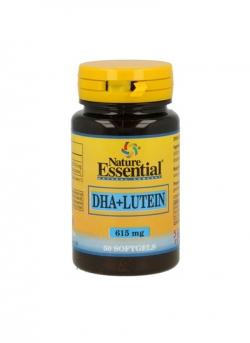 DHA + Luteína 50 perlas Nature Essential