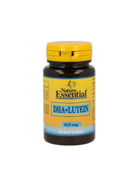 DHA + Luteina 50 perlas Nature Essential