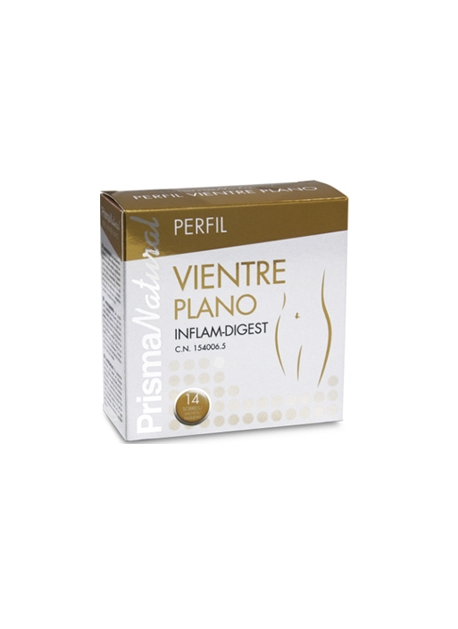 Perfil Vientre Plano Inflam-Digest 14 sobres 3 gr PrismaNatural