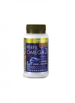 Perfil Omega 3 100 perlas 500 mg PrismaNatural