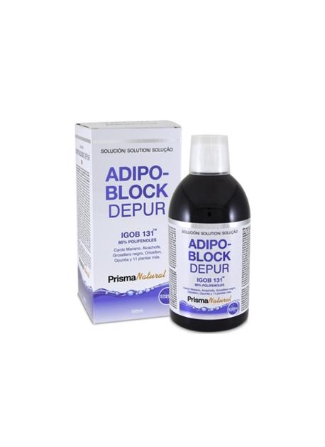 Adipo-Block Depur 500 ml PrismaNatural