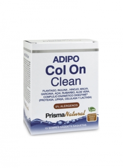 Adipo Col On Clean 15 sobres 7 gr PrismaNatural