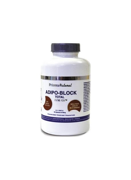 Adipo-Block Total 140 caspulas PrismaNatural