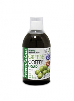 Green Coffee Liquid 500 ml PrismaNatural