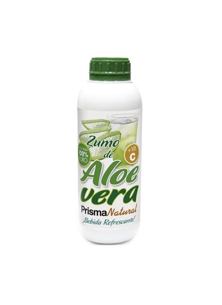 Zumo Aloe Vera + Vitamina C PrismaNatural