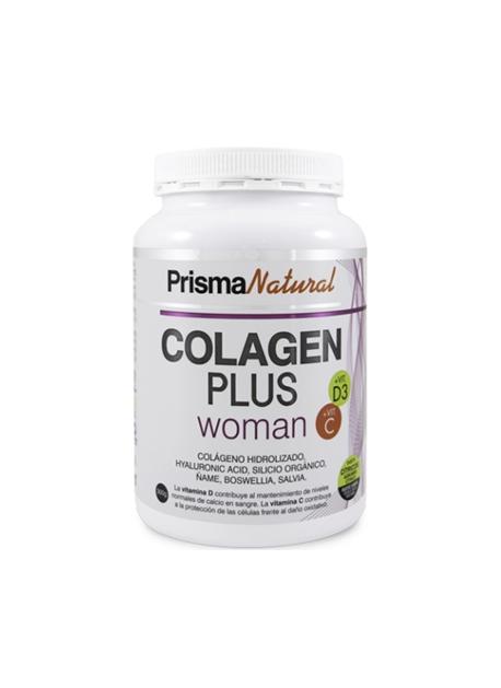 Colagen Plus Woman 300 gr Prisma Natural